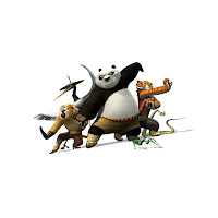 Kung Fu Panda 2 iPad and iPad 2 wallpapers 1