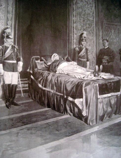 Scuola ecclesia mater 20 luglio 1903 pio transito del sommo pontefice leone xiii - Leone e capricorno a letto ...