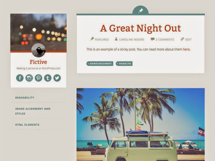 8 best free WordPress themes of last year