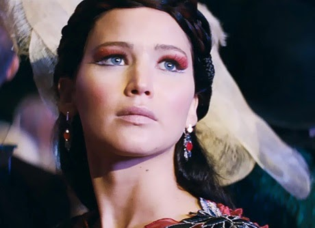 come truccarsi Jennifer Lawrence Katniss Everdeen