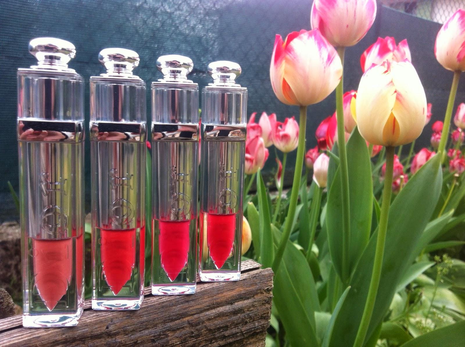Dior ADDICT Fluid Stick, Dior make up primavera 2014, Dior Pandore, Dior Mirage, Dior Wonderland, Dior Aventure