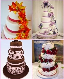A Few Cake Decorating Ideas
