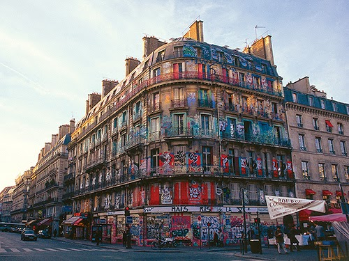 Dan didunia.net , berikut 5 kota dengan graffiti terkeren di dunia