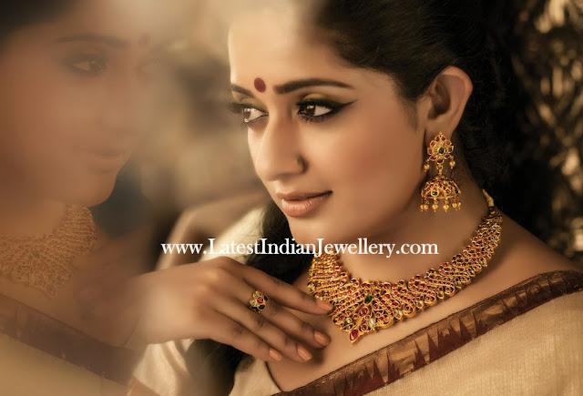 Kavya Madhavan Jewellery