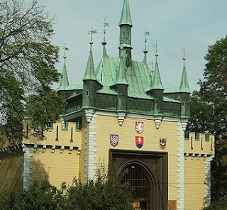 Entrada Laberinto de los Espejos - Praga