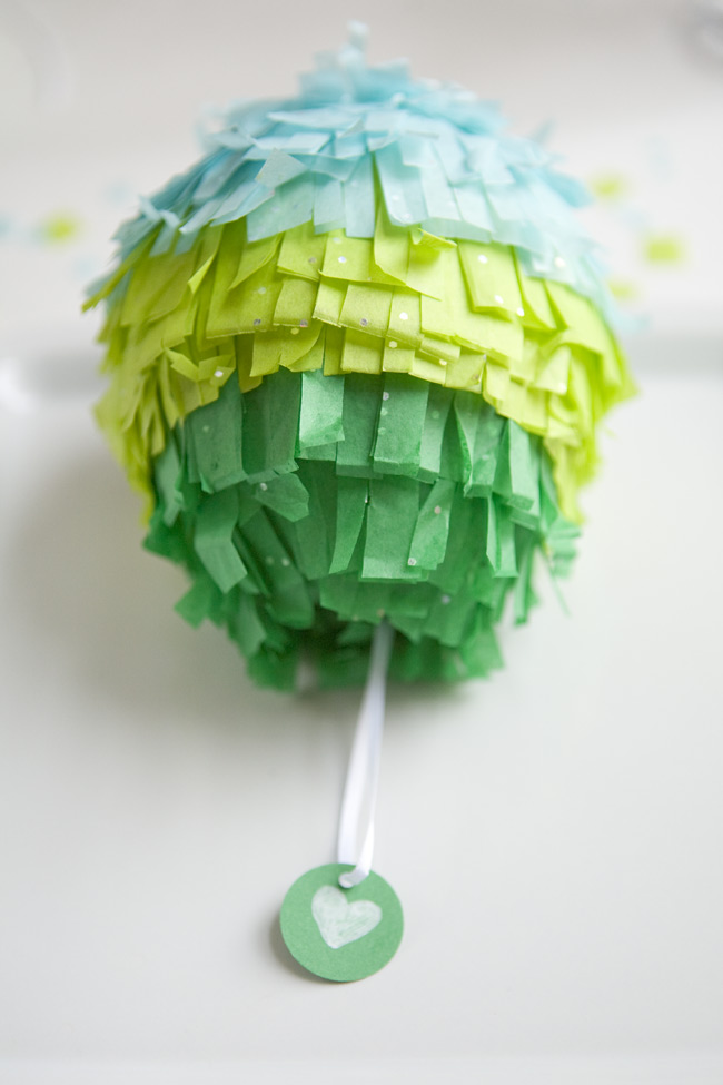 how to make paste for pinata