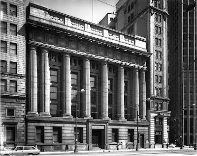 Archival Photo - The Millennium Centre/Former Bank of Commerce