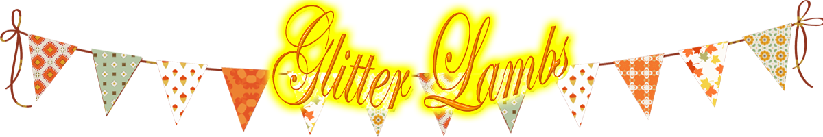 Glitter Lambs