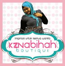 KZNabihah Boutique Inspirasi untuk semua wanita tidak kira saiz