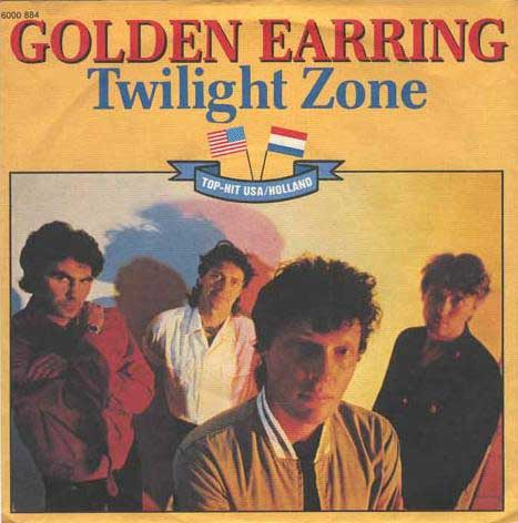 hits max golden earring twilight zone