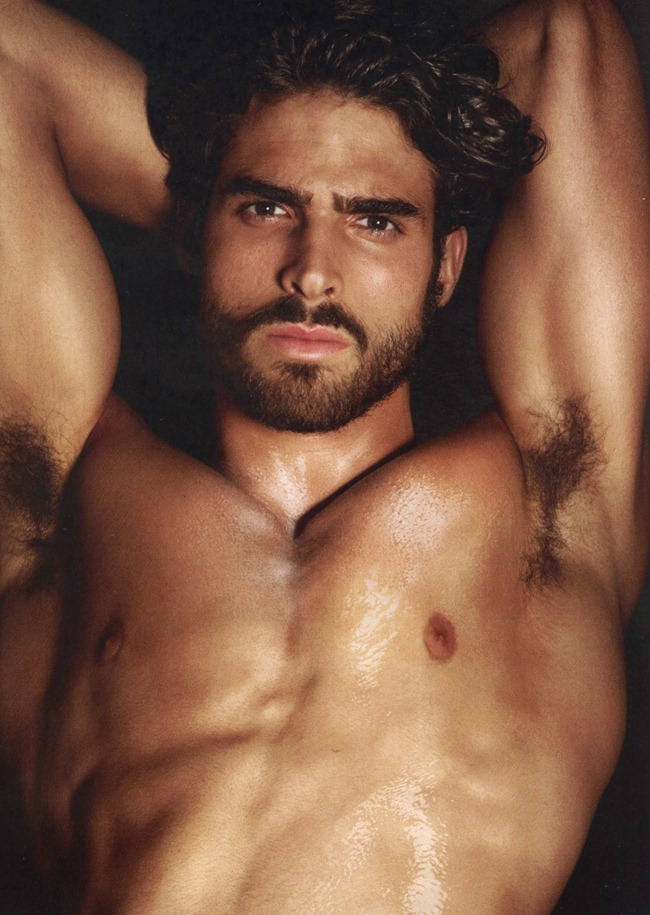 Handsome Male Model: Juan Betancourt for Tom Ford for Men Skincare ...