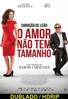 Assistir Coração de Leão: O Amor Não Tem Tamanho Dublado 2014