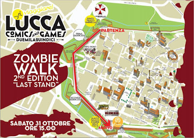 Lucca 2015 - The Last Stand (Zombie Walk)