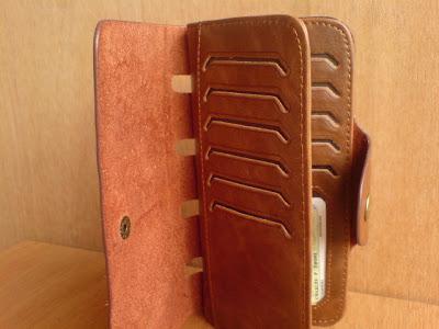 Dompet Kancing Bolong Panjang
