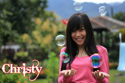Foto Cantik Christy Chibi