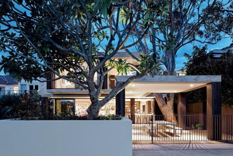 modern home design sydney