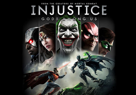 Injustice: Gods Among Us - Launch Trailer & Opening Cinematic