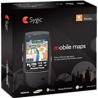 Sygic Mobile Maps Europa TA-2011.03 (05.08.2011)