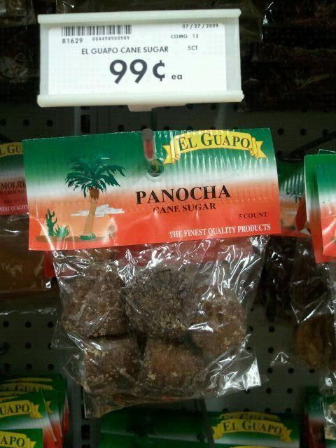 Dulce De Panocha