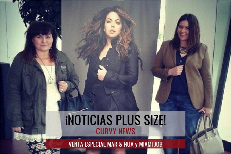 Venta Mar&Nua y Mis Curvas en Miami · Curvy News