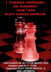 Torneos Play Chess Murcia