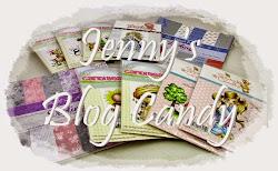 Jenny's Blog Candy!