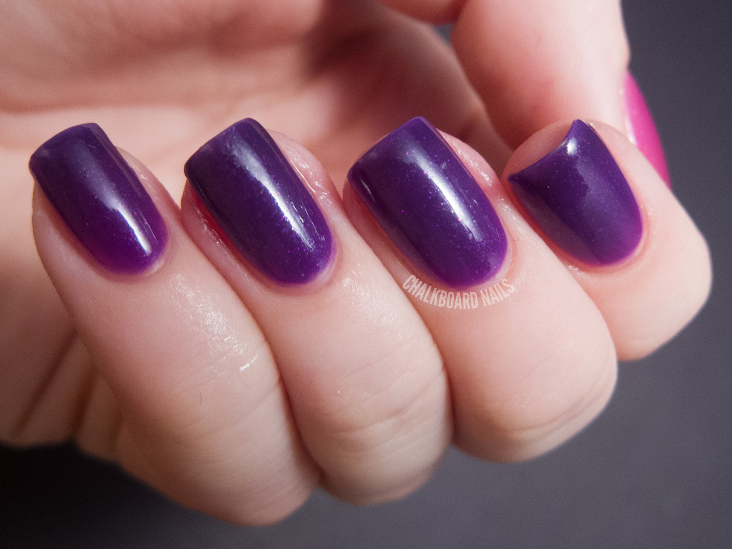 Pretty and Polished - Day Trippin\' Color Changing Polish ...