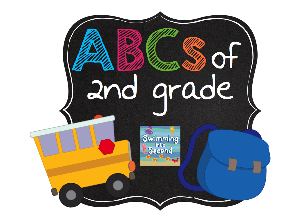 worksheet 2nd Grade swimming into second a is for accountable talk abcs of 2nd grade im starting new weekly blog series with some great idea your classroom dont worry if you teach can us