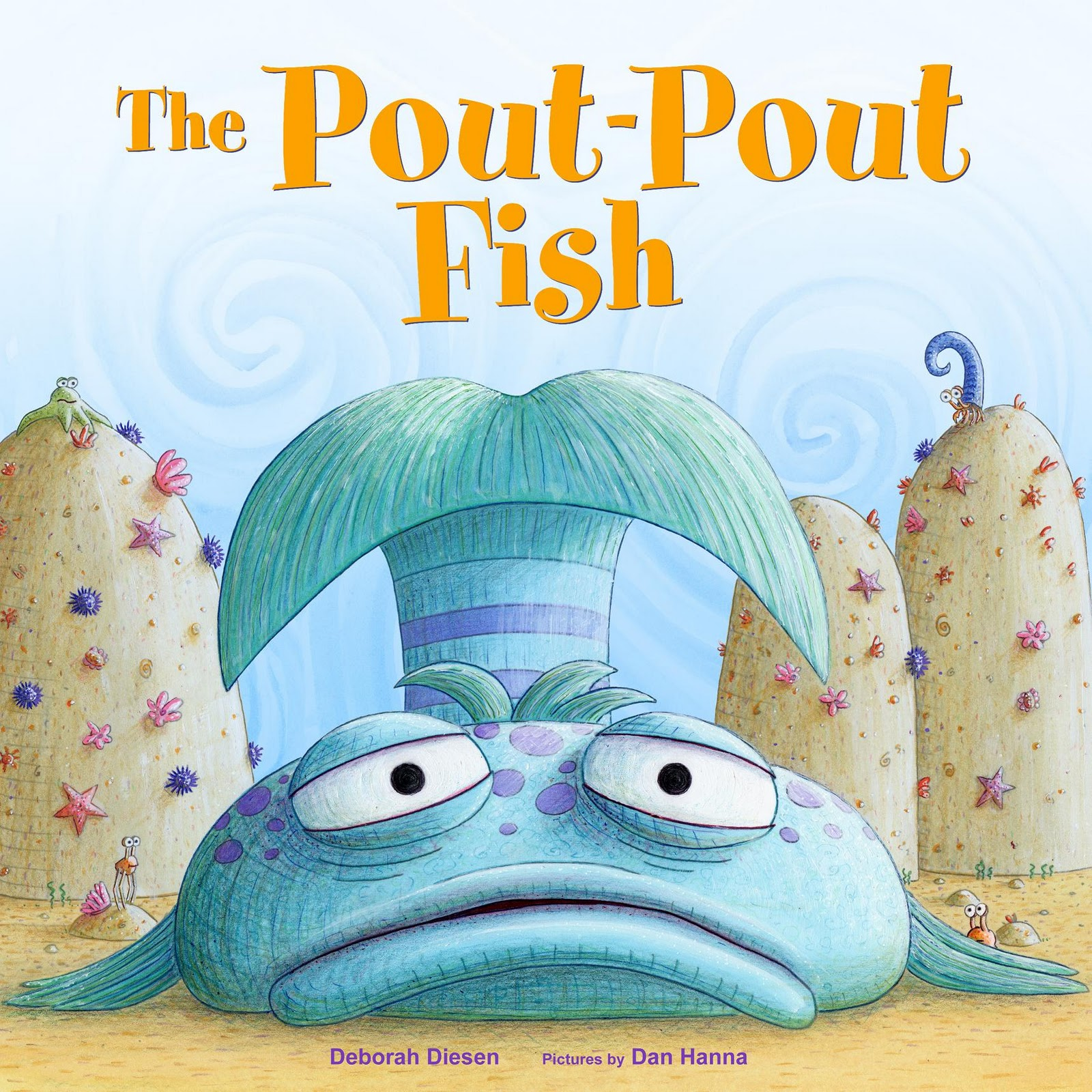 take a look it 39 s in a book 75 the pout pout fish by