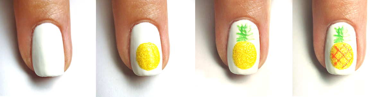 Pineapple Nail