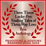 Best Anthology of 2014