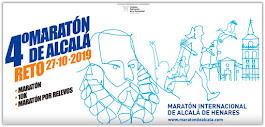 27-10-2019 IV MARATÓN ALCALA HENARES
