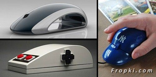 Strange Facts Unusual Computer Mouse Designs