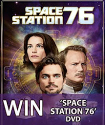 Space Station 76 DVD Giveaway via The Movie Network!