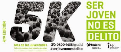 5k INJU en Dolores (Soriano, 27/sep/2014)