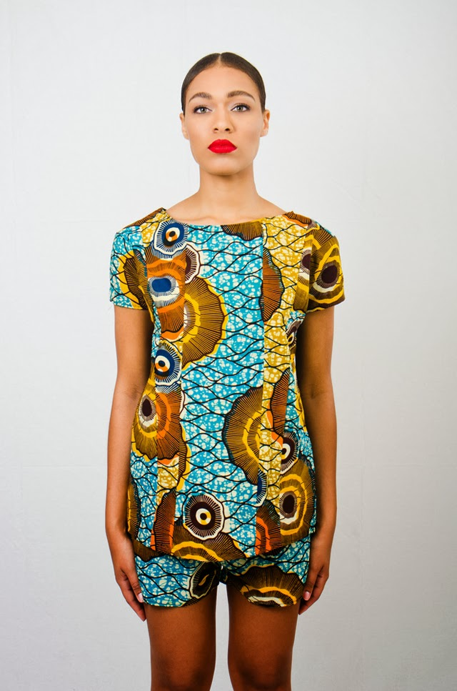 Ankara-african-print-designs by Asiyami Gold more photos on ciaafrique.com