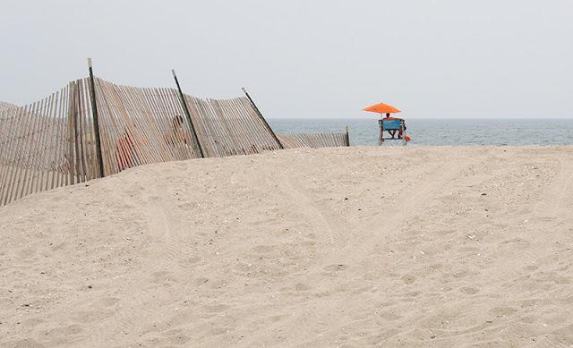 Plage de Rockaway Beach