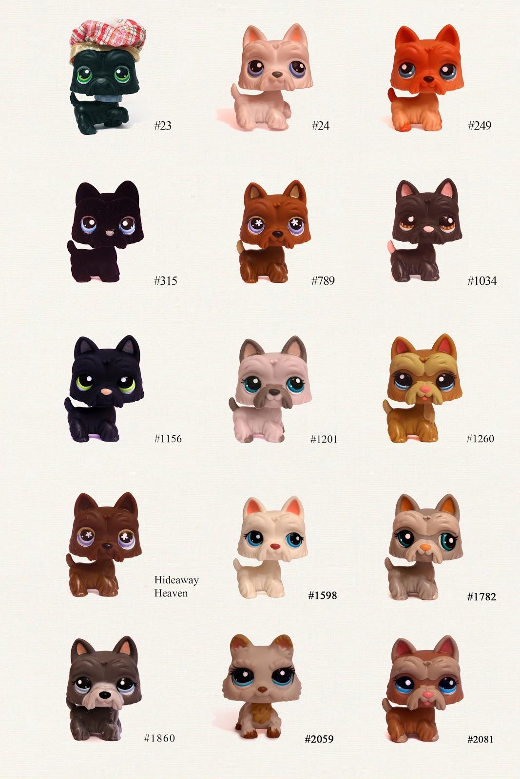 Nicole S Lps Blog Littlest Pet Shop Pets Scottie
