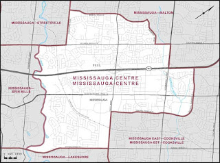 Tactical voting in Mississauga Centre
