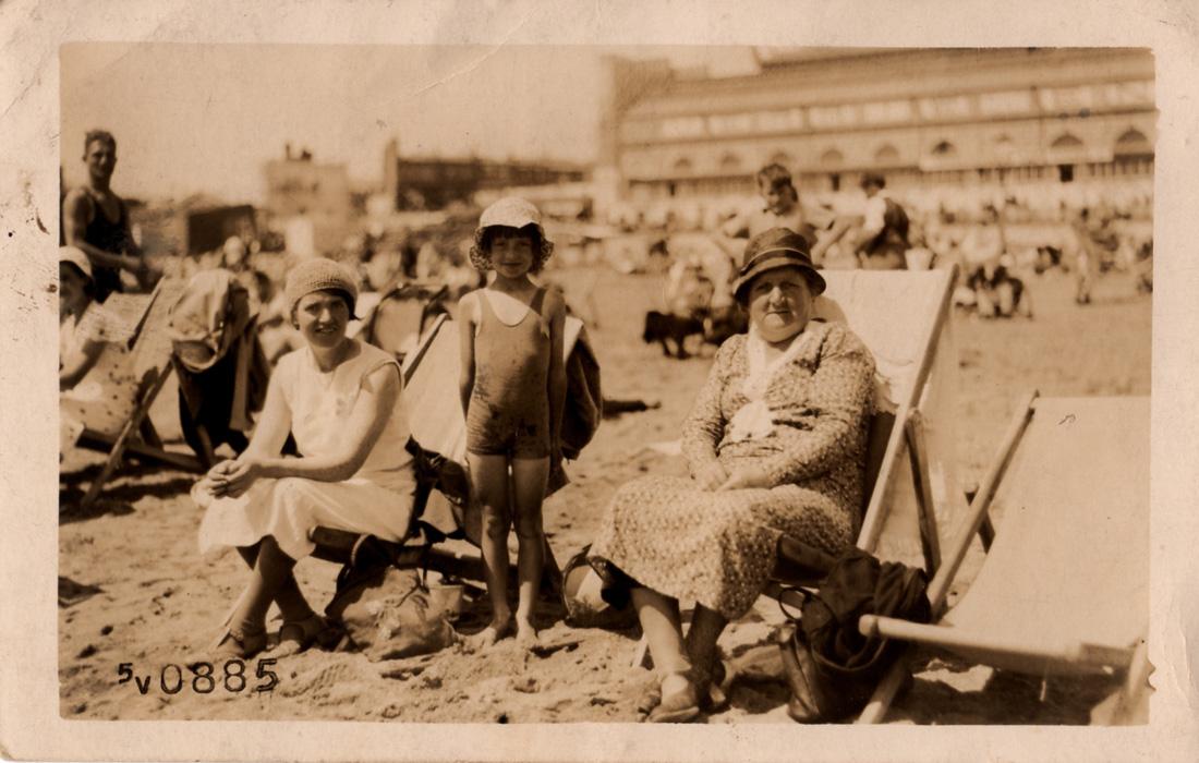 Old fashioned seaside fun
