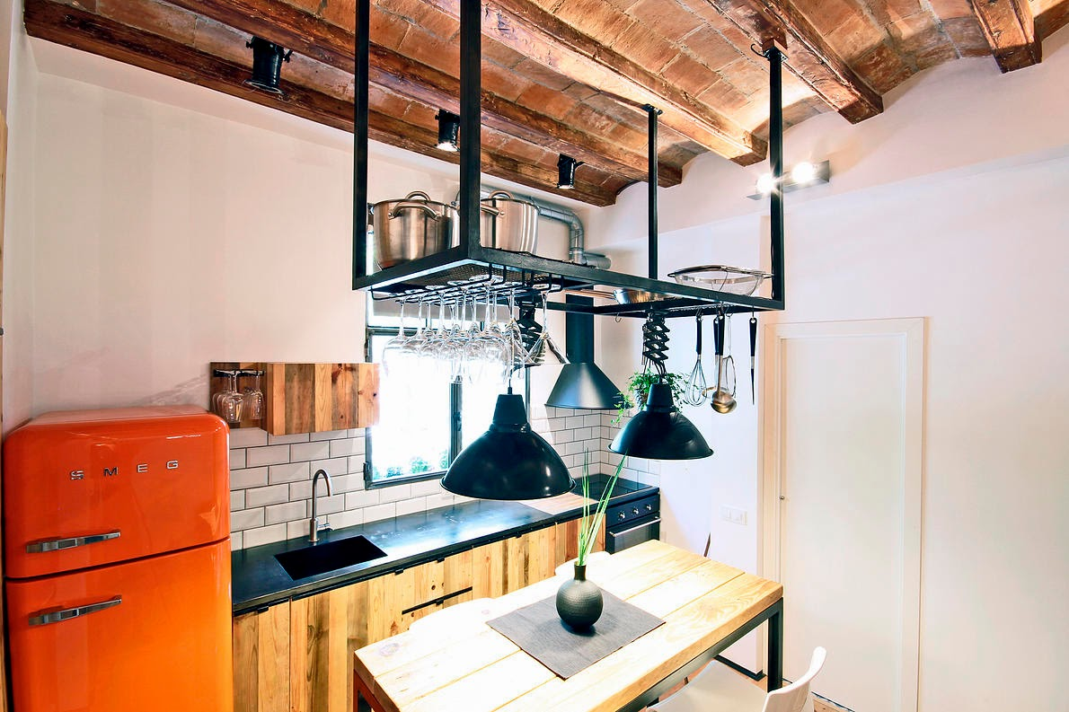 Ilia estudio interiorismo apartamento en barcelona - Estudio interiorismo barcelona ...