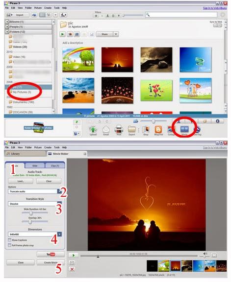 Cara Edit Foto Keren Menjadi Video