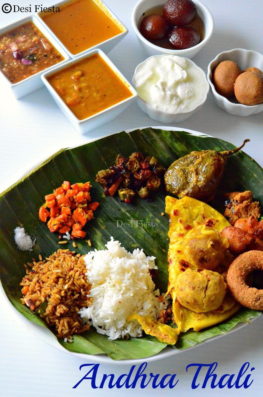 Thali recipes