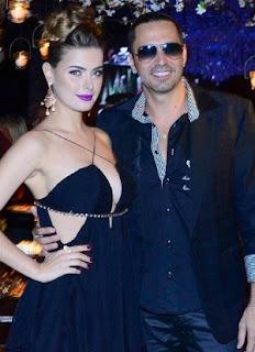 casamento do cantor Latino chega ao fim