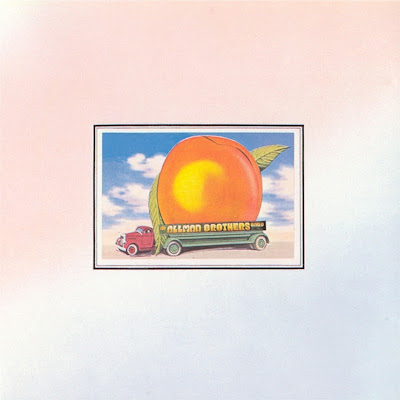 "The Allman Brothers Album Cover ""Eat a Peach"""