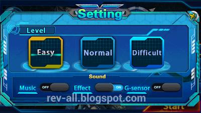 Setting tingkat kesulitan - game sniperhero tembak-tembakan bagus dan mudah untuk android (rev-all.blogspot.com)