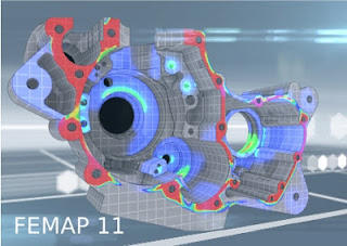 Siemens FEMAP v11.0 with NX Nastran