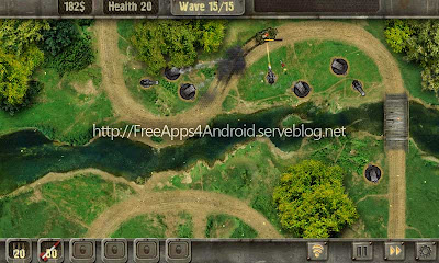 Defense zone HD Free Apps 4 Android