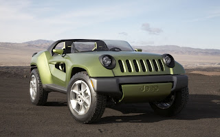 Jeep Renegade Concept Wallpapers