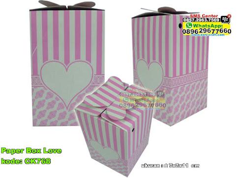 Paper Box Love